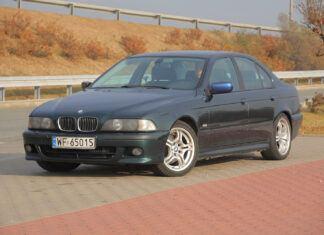 Żarówki BMW seria 5 (E39) - jakie potrzebne do wymiany?