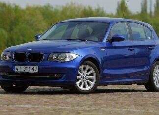 Żarówki BMW  seria 1 (E87) - jakie potrzebne do wymiany?
