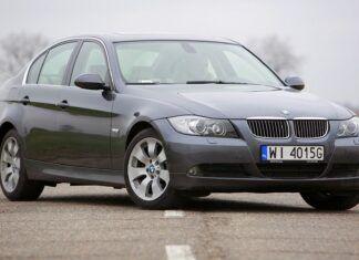 Żarówki BMW  seria 3 (E90) - jakie potrzebne do wymiany?