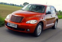 CHRYSLER PT Cruiser I FL Limited 2.2CRD 160KM 5MT WW1648R 05-2007