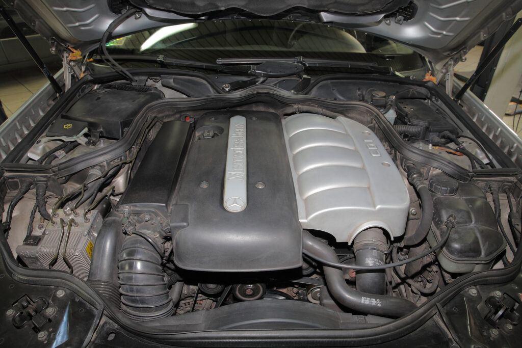 Diesel OM 646
