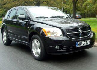 Używany Dodge Caliber (2006-2011) - opinie, dane techniczne, typowe usterki