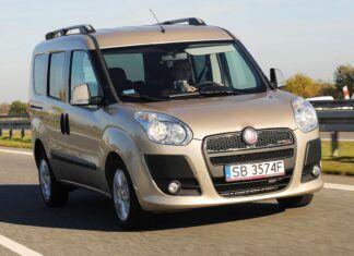 Używany Fiat Doblo II (od 2010 r.) - opinie, dane techniczne, typowe usterki