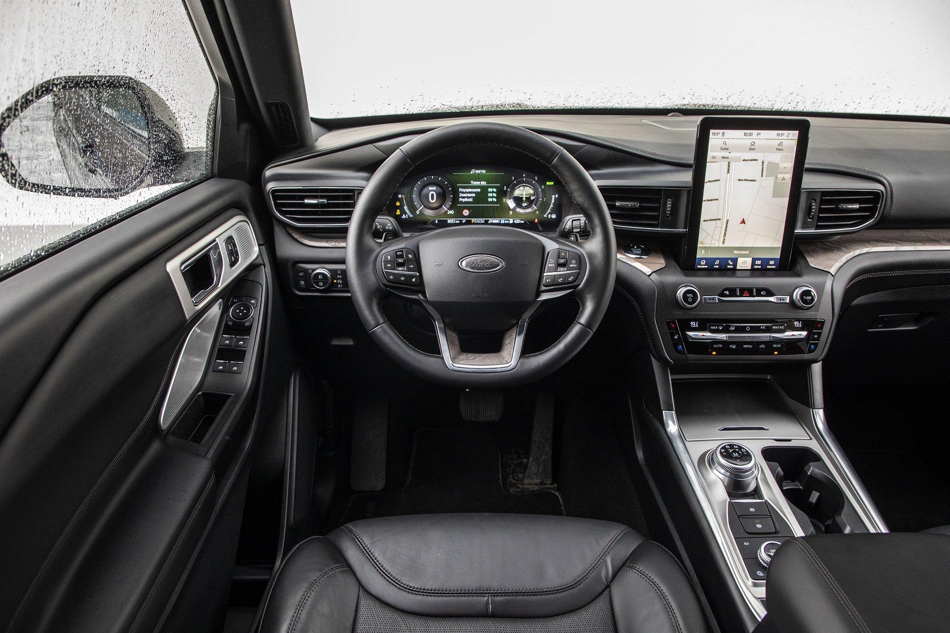 Ford Explorer Plug-In Hybrid (2021) - test - 07