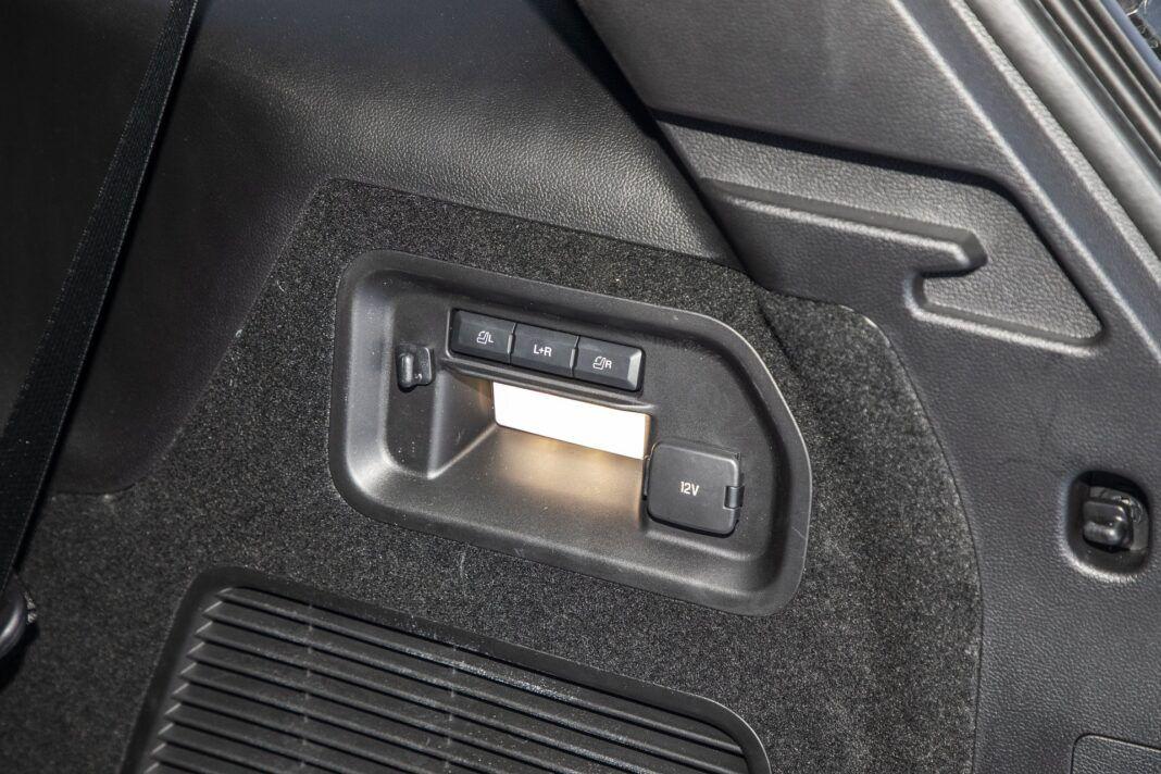 Ford Explorer Plug-In Hybrid (2021) - test - 27