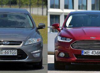 Używany Ford Mondeo IV i Ford Mondeo V - którą generację wybrać?