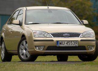 Żarówki Ford  Mondeo (Mk3) - jakie potrzebne do wymiany?