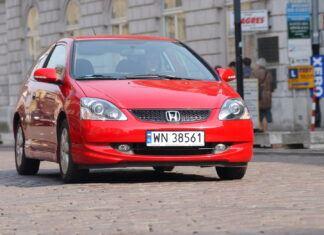 Żarówki Honda Civic (VII) - jakie potrzebne do wymiany?