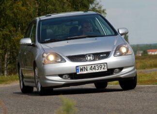 Używana Honda Civic VII (2000-2006) - opinie, dane techniczne, typowe usterki