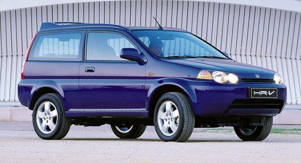 Honda HR-V I