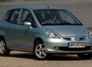 Żarówki Honda Jazz (I) - jakie potrzebne do wymiany?