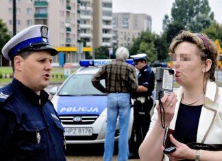 Dzień kobiet zakończyła w policyjnym areszcie. Zobacz, co się wydarzyło