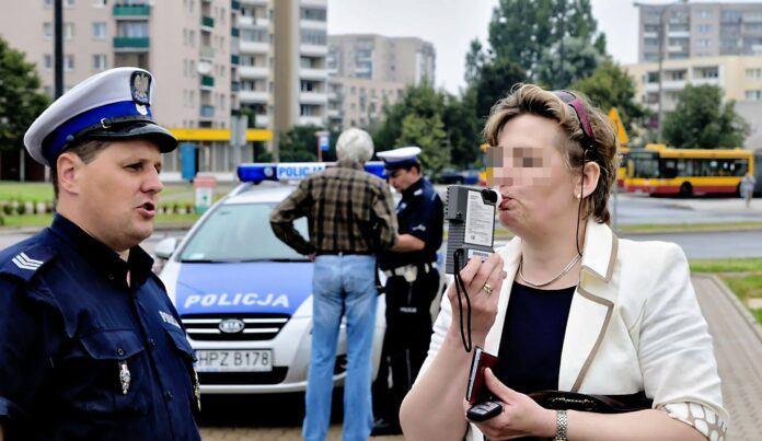 Hrubieszów policja dzień kobiet.