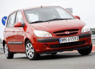 Używany Hyundai Getz (2002-2009) - opinie, dane techniczne, typowe usterki