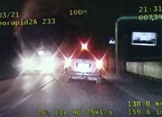 Kierowca usłyszał aż 22 zarzuty za wykroczenia w ruchu drogowym!