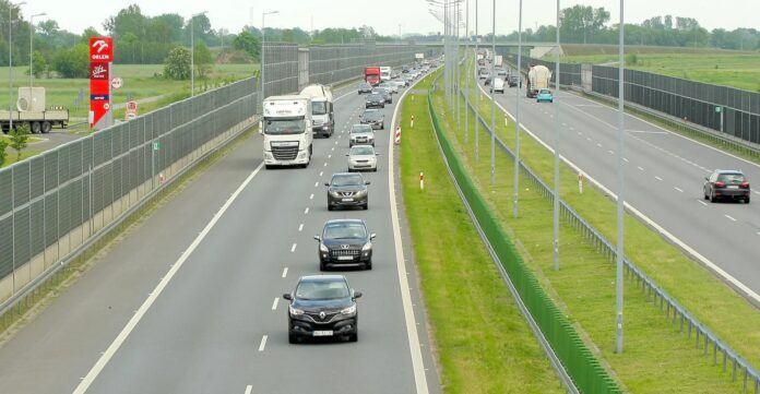 G-policja, autostrada A4, pokemony