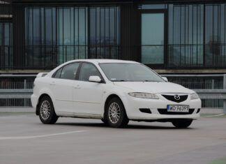 Żarówki Mazda 6 (I) - jakie potrzebne do wymiany?