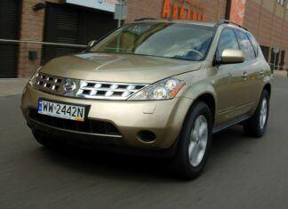Używany Nissan Murano I (Z50; 2003-2008) - opinie, dane techniczne, typowe usterki