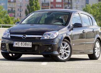 Żarówki Opel  Astra  (H) - jakie potrzebne do wymiany?