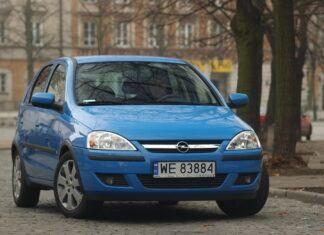 Żarówki Opel Corsa (C) - jakie potrzebne do wymiany?