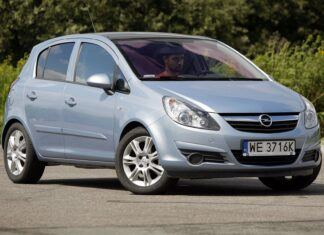 Żarówki Opel  Corsa (D) - jakie potrzebne do wymiany?