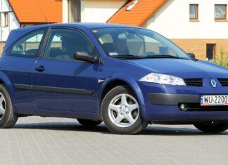 Żarówki Renault Megane (II) - jakie potrzebne do wymiany?