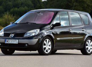 Żarówki Renault Scenic  (II) - jakie potrzebne do wymiany?