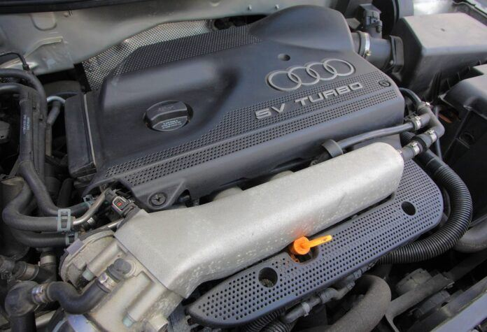 Silnik 1.8 T w Audi
