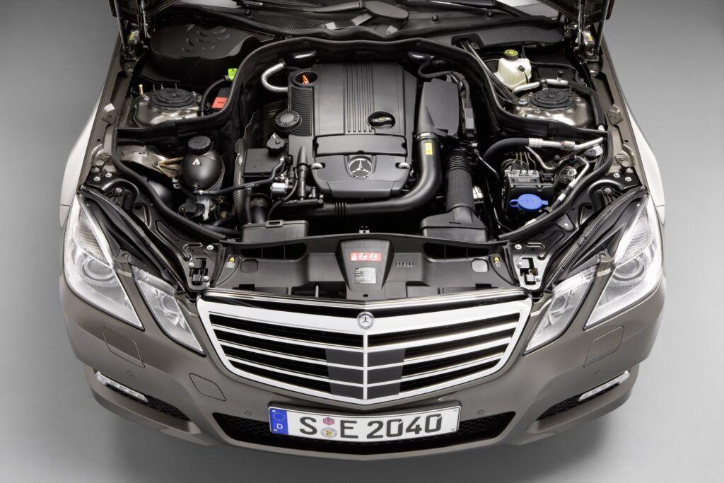 Silnik Mercedes OM271