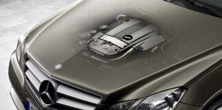 Silniki Mercedesa