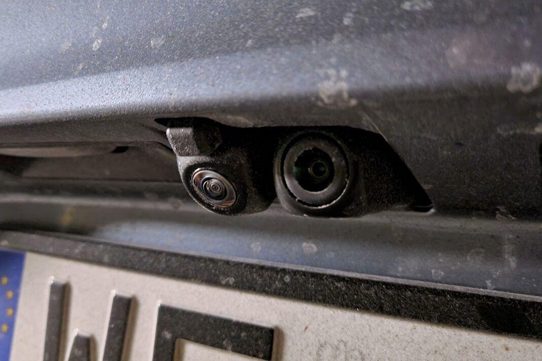 Toyota Highlander 2.5 Hybrid - kamery