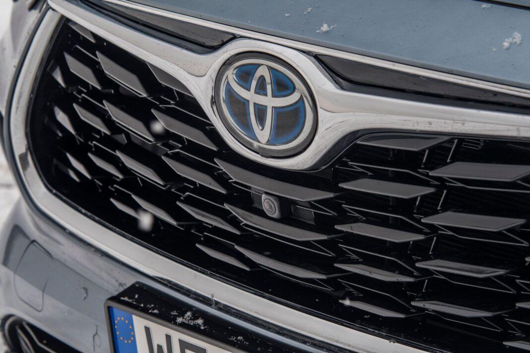 Toyota Highlander 2.5 Hybrid - logo