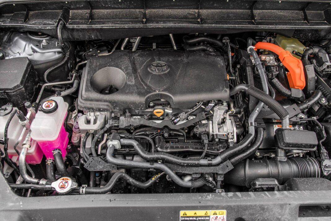 Toyota Highlander 2.5 Hybrid - silnik