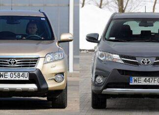 Używana Toyota RAV4 III i Toyota RAV4 IV - którą generację wybrać?