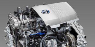 Toyota silnik hybrydy