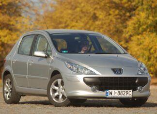 Żarówki Peugeot 307 - jakie potrzebne do wymiany?