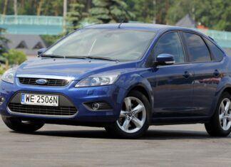 Żarówki Ford Focus (Mk2) - jakie potrzebne do wymiany?