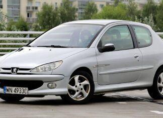 Żarówki Peugeot 206 - jakie potrzebne do wymiany?