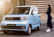 Wuling Mini EV