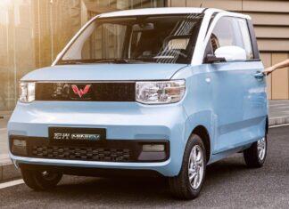 """Chiński """"Fiat 126p"""", czyli elektryczne auto za jedyne 16 600 zł"""