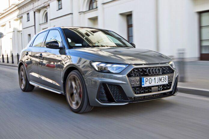Audi A1 Sportback (2021)