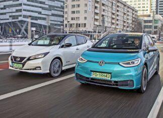"""Samochody elektryczne. Ile aut """"z wtyczką"""" jest w Polsce?"""