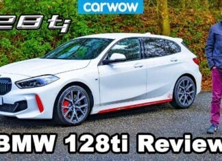 Nowe BMW 128ti – pierwszy test 265-konnego hot hatcha