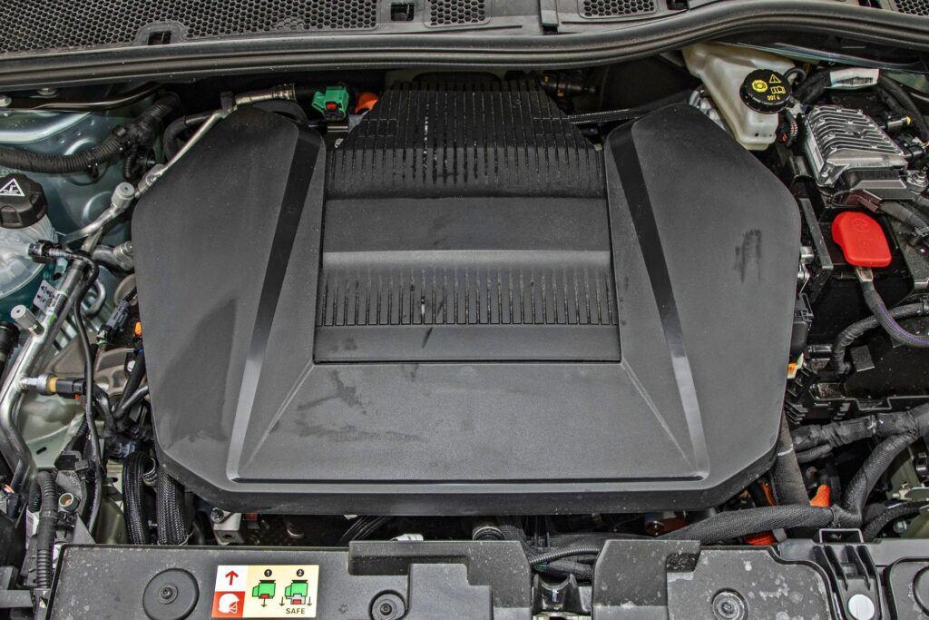 Citroen e-C4 (2021)