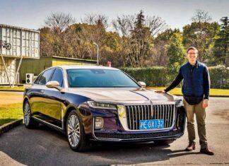 Hongqi H9 – poznaj nową limuzynę z Chin