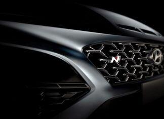 Nowy Hyundai Kona N już bez kamuflażu – oficjalne zdjęcia