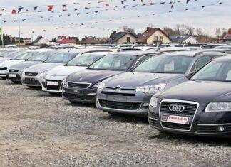 Import aut używanych w lutym – odbicie od dna