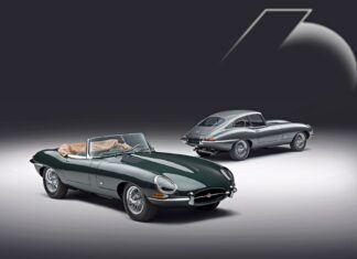 """Jaguar """"wskrzesił"""" 12 klasycznych E-Type'ów na 60-lecie modelu"""