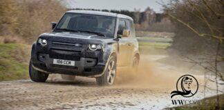 Land Rover Defender (2021)