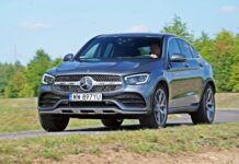 Mercedes GLC Coupe (2021)